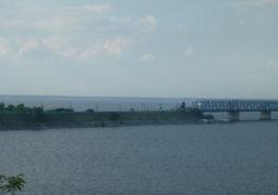 15 червня рух автотранспорту по мосту через Дніпро буде закрито