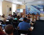 """Звенигородчани презентували в Черкасах проект """"Смарт місто"""""""