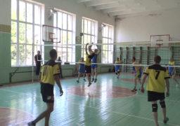 У Смілі пройшов турнір з волейболу пам'яті  Шамшуріна
