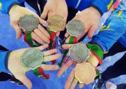 У Черкасах відзначили переможців Всесвітньої літньої Гімназіади