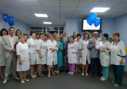 У черкаському Центрі медико-санітарної допомоги оновили фойє