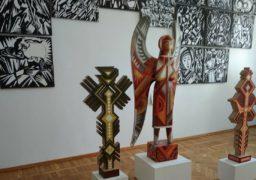 Видатний черкаський художник представив «Молитву за Україну»