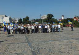 У Черкасах вшанували жертв німецько-радянської війни