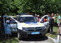«Я, ти – ми разом»: черкаські поліцейські зафлешмобили з дітлахами