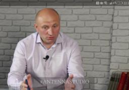 #ANTENNASTUDIO: Оксана Гречко та Анатолій Бондаренко