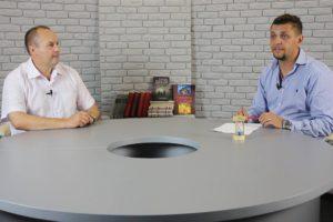 "#ANTENNASTUDIO: Іван Далібожак,директор КП ""Аеропорт Черкаси"""