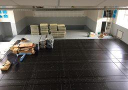 Новий гімнастичний зал у Черкаса відкриють до навчального року