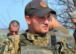 У зоні АТО загинув 22-річний військовий із Черкащини Едуард Федоров