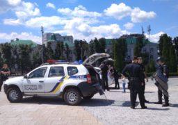 У Черкасах відзначили День народження Національної поліції