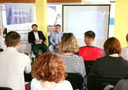 «Школа мерів» зібрала черкащан на публічну дискусію