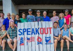 У Черкасах минув фестиваль активної молоді Speak Out