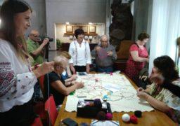 У Черкасах створюють вишивану карту області