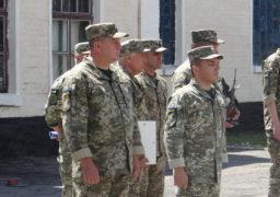 Смілянський гарнізон очолив новий командир