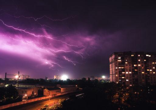 У Черкасах та області оголошено штормове попередження