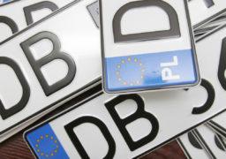 «Євробляхи», начувайтесь: поліція буде відстежувати автівки