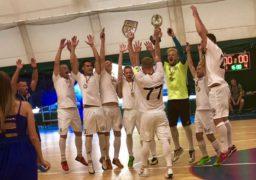 Черкащани стали першими у змаганнях з футзалу «Open Summer Cup Odesa 2018»