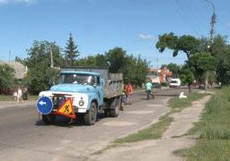 У Смілі почали ремонтувати дороги
