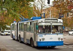 В Черкасах відкривається школа водіїв тролейбусів