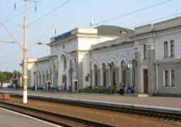 На станції ім Тараса Шевченка пасажири запізнилися на поїзд