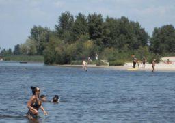 На Черкаських пляжах купатися заборонено