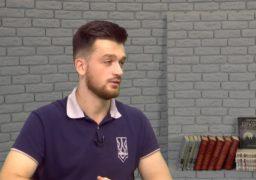 """#ANTENNASTUDIO: смілянський громадський активіст, фундатор проекту """"АРТ-простір"""" Костянтин Рубановський"""
