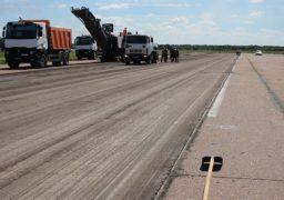 В Черкаському аеропорту розпочали ремонт злітної смуги