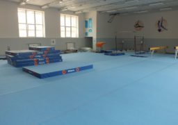 Новий гімнастичний зал в Черкасах готують до навчального року