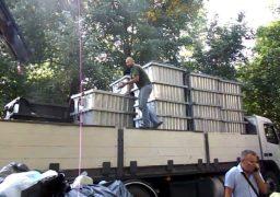 В Черкасах проводять оновлення сміттєвих контейнерів