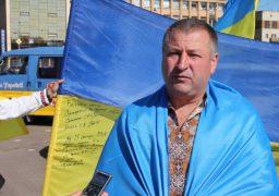 Черкаські козаки відзначили День прапора України автопробігом