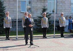 Міський голова Черкас виступив на урочистостях до Дня Незалежності