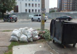 У Черкасах нічим вивозити сміття