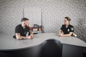 #ANTENNASTUDIO: Зоя Вовк про патрульну поліцію Черкащини