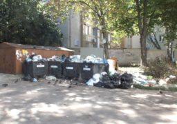 Черкаська служба чистоти не впорується з вивезенням сміття