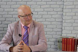 #ANTENNASTUDIO: директор департаменту охорони здоров᾽я Олег Стадник