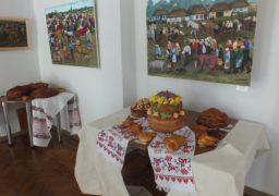 У Черкасах відкрилась виставка короваїв та калачів