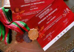 У Черкасах привітали тренера та лауреата Всесвітньої Гімназіади