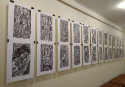 У музеї «Кобзаря» відкрилась виставка класика української графіки