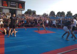 Бої без правил: на Центральному стадіоні відбувся турнір імені Амброса