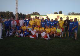 У Черкасах встановили національний рекорд  із найтривалішого футбольного матчу