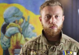 Дмитро Кухарчук, ветеран АТО – спогади про війну