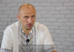 #ANTENNASTUDIO: Анатолій Бондаренко про сміття, Мірзу, власний імпічмент та черкаські дороги