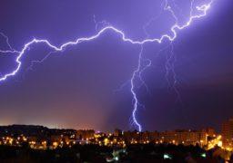 У Черкасах знову штормове попередження