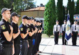 Лави черкаських поліцейських поповнились новобранцями