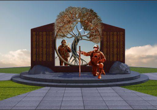 """Меморіал """"Незламні духом"""" вже другий рік не можуть встановити"""