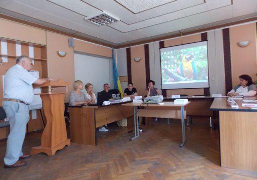 Черкасці презентували свої культурні проекти фахівцями експертної ради