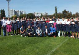 У Черкасах представили муніципальну футбольну команду