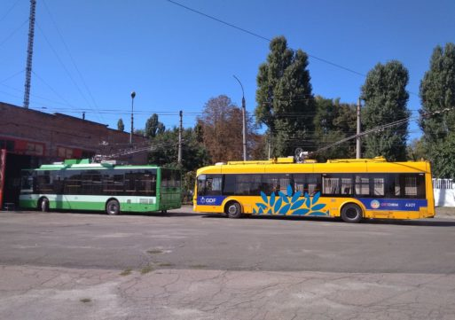 Черкаські тролейбусники просять владу вирішити фінансові проблеми