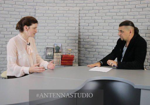 #ANTENNASTUDIO: Людмила Бордунос про стратегію розвитку Черкас та про політичний шантаж з боку опозиційних депутатів