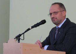 Роман Безсмертний провів у Черкасах лекцію та зустріч – дискусію «Якої ми хочемо України»