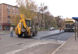У Смілі завершується ремонт дороги на  вул.Незалежності